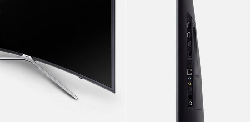 Smart Tivi Cong Samsung 49 inch UA49K6300 - Vẻ đẹp hiện đại