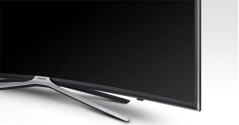 Smart Tivi Cong Samsung 49 inch UA49K6300 - Thiết kế đẹp 360 độ