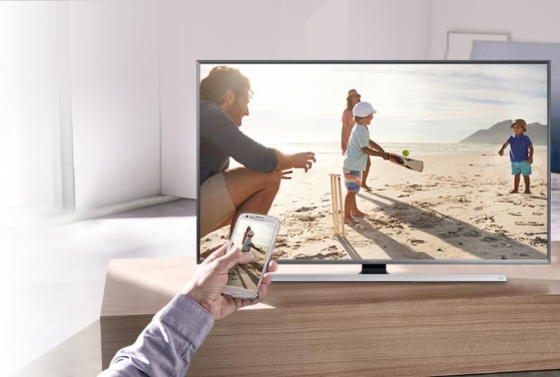 TIVI SAMSUNG UA55KU6400KXXV 55 INCH (SMART TV - 4K) sở hữu màn hình 55 inch với độ phân giải lên đến 4K, cho hình ảnh sắc nét đến từng chi tiết