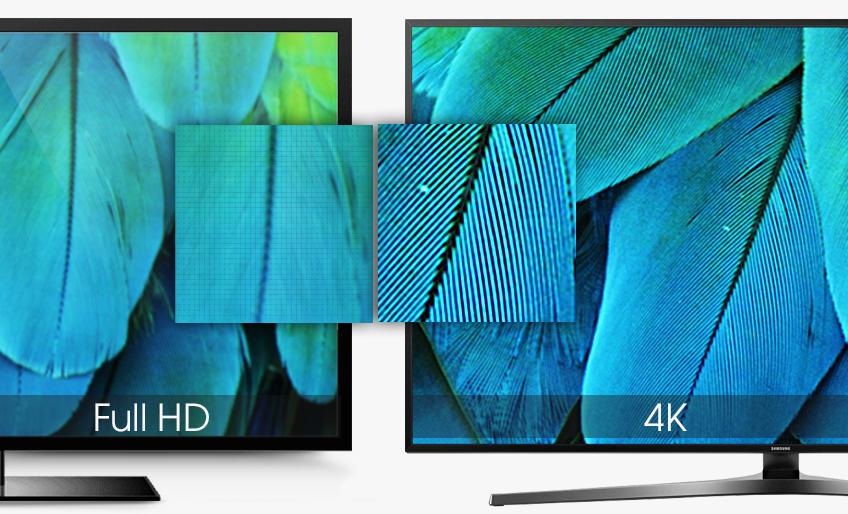 Smart Tivi Samsung 49 inch UA49KU6400 - Tivi 4K