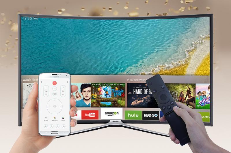 Smart Tivi cong Samsung 55 inch UA55K6300-Samsung Smart View