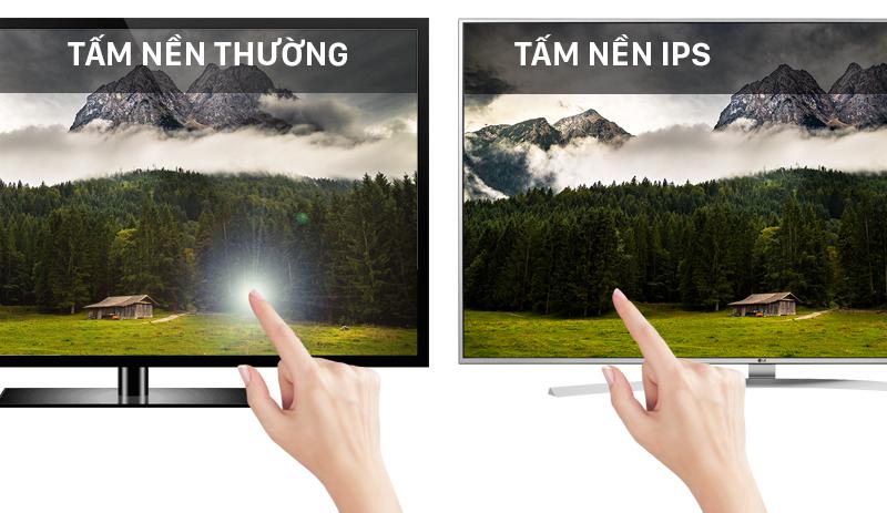 Smart Tivi LG 65 inch 65UH770T - Màn hình IPS độ bền cao