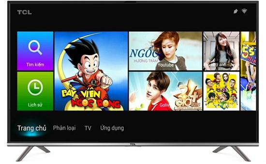 "Smart TV TCL 50"""