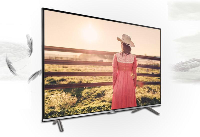 Smart Tivi TCL 40 inch L40E5900-Thiết kế đẹp
