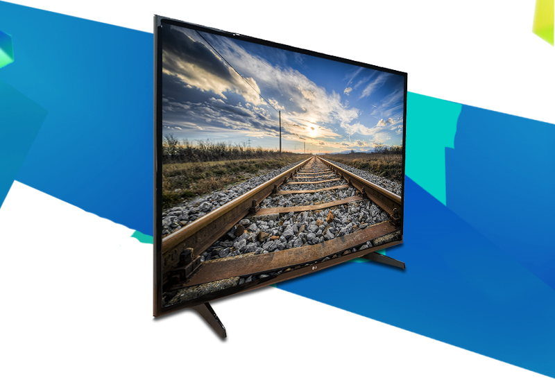 Internet Tivi 43 inch LG 43LH570T-Thiết kế đẹp