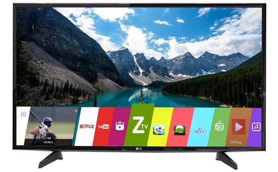 "Internet TV LG 43"""