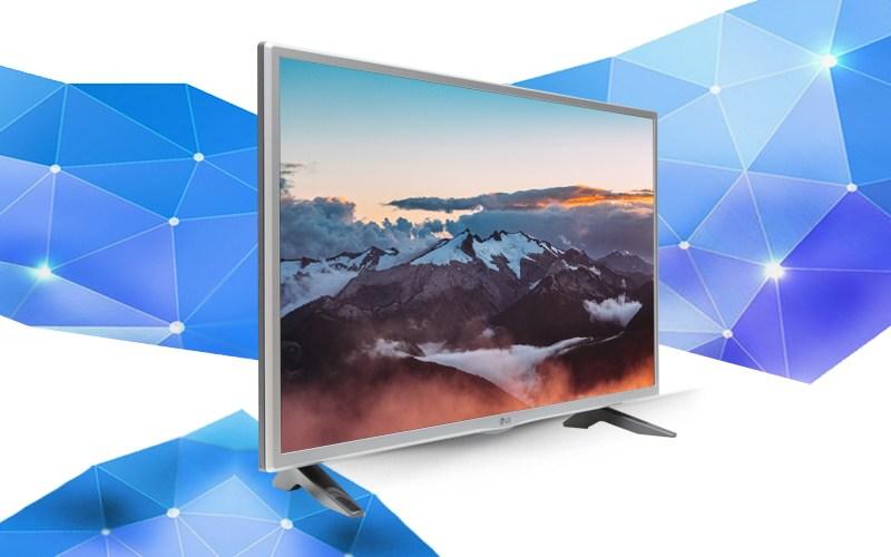 Internet Tivi 32 inch LG 32LH570D-Thiết kế nhỏ gọn