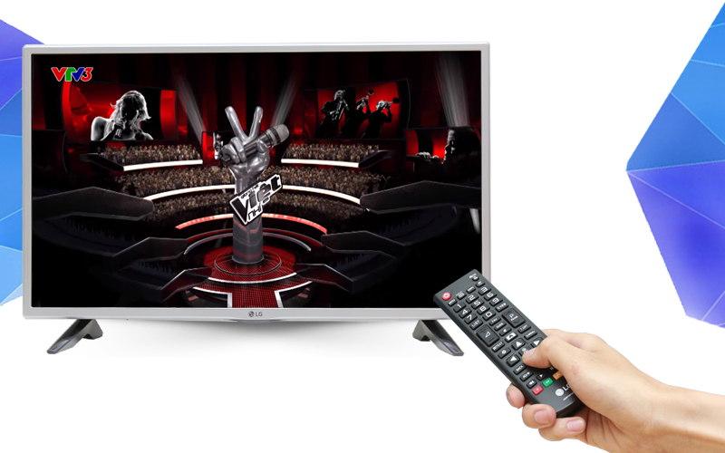 Internet Tivi 32 inch LG 32LH570D-DVB-T2