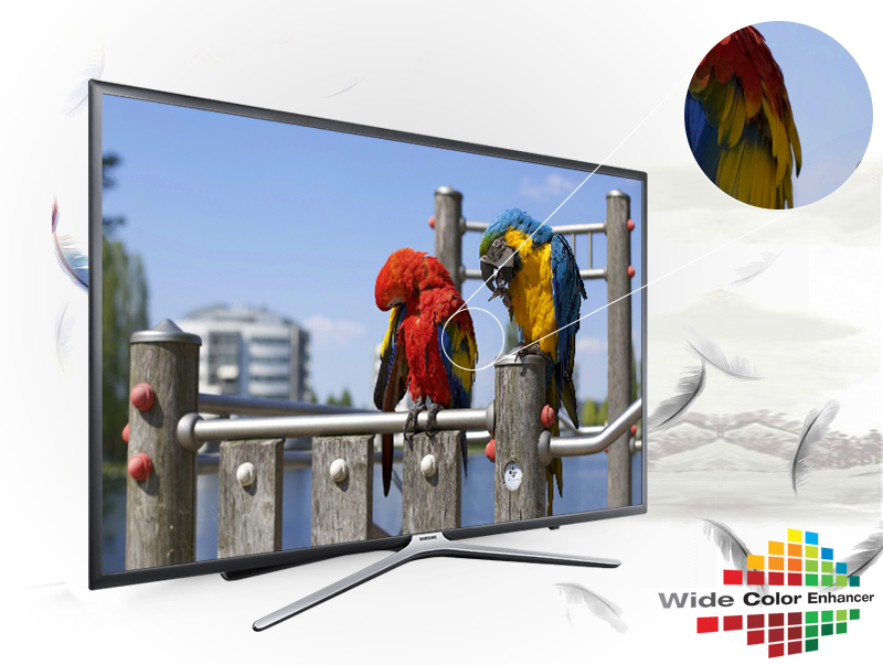 Smart Tivi Samsung 32 inch UA32K5500 - Màu sắc sống động