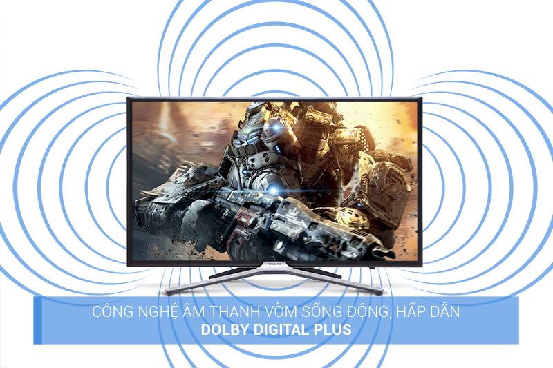 công nghệ Dolby Digital Plus trên UA32K5500