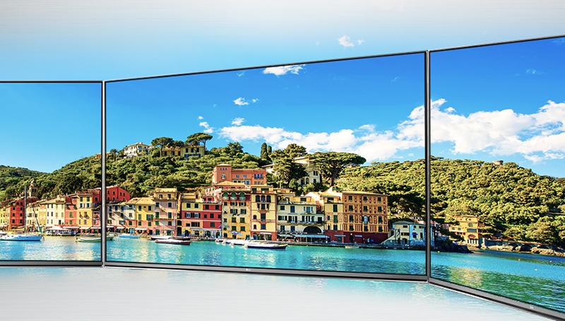 Smart Tivi LG 43 inch 43UH610T - Tấm nền IPS