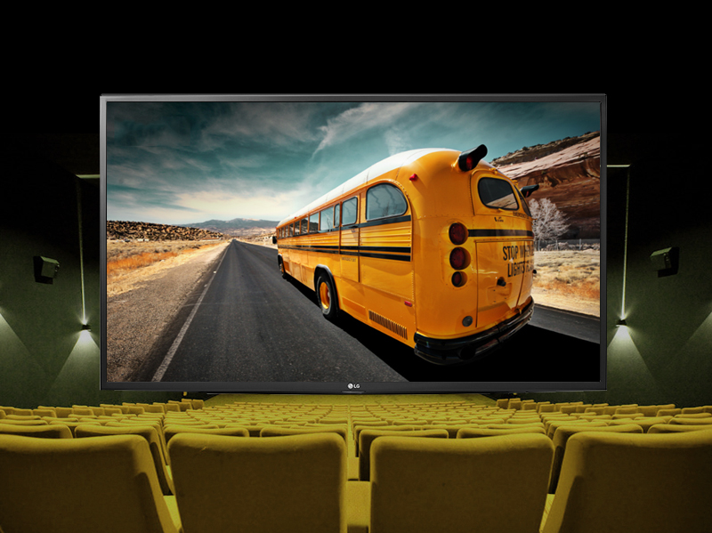 Smart Tivi LG 43 inch 43UH610T - Âm thanh trung thực