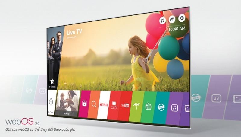 Smart Tivi LG 49 inch 49UH610T