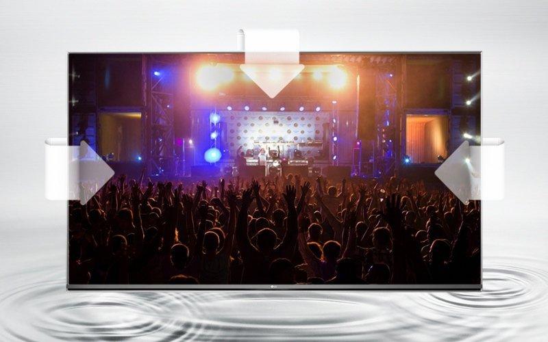 TIVI LED LG 43UH617T 43 INCH (SMART TV) có công nghệ hình ảnh Picture Wizard III, cho phép tùy chỉnh hình ảnh theo ý muốn của người xem