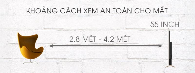 Smart Tivi LG 55 inch 55LH575T-Kết nối