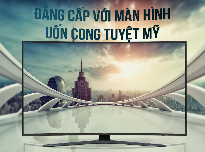 Smart Tivi Cong Samsung 55 inch UA55KU6500