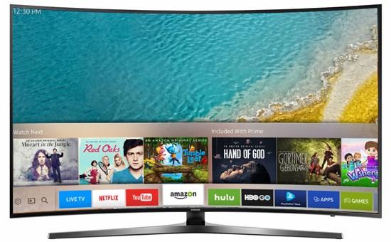Smart Tivi Cong Samsung 4K 65 inch UA65KU6500