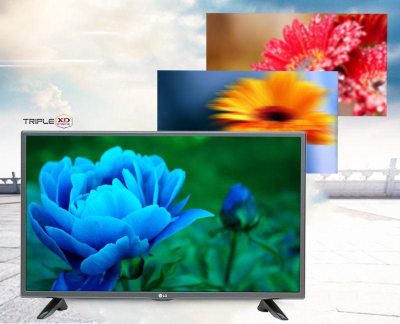 Tivi LG 32 inch 32LH512D - Hình ảnh sắc nét