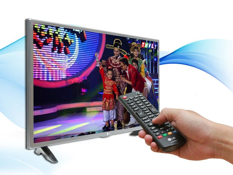 Tivi LG 32 inch 32LH512D - Tích hợp DVB-T2