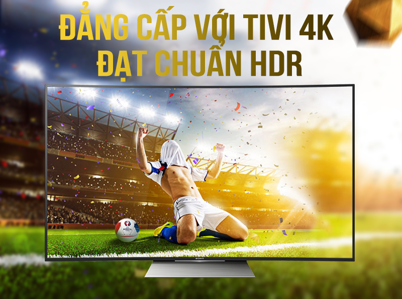 Android Tivi Cong Sony 55 inch KD-55S8500D
