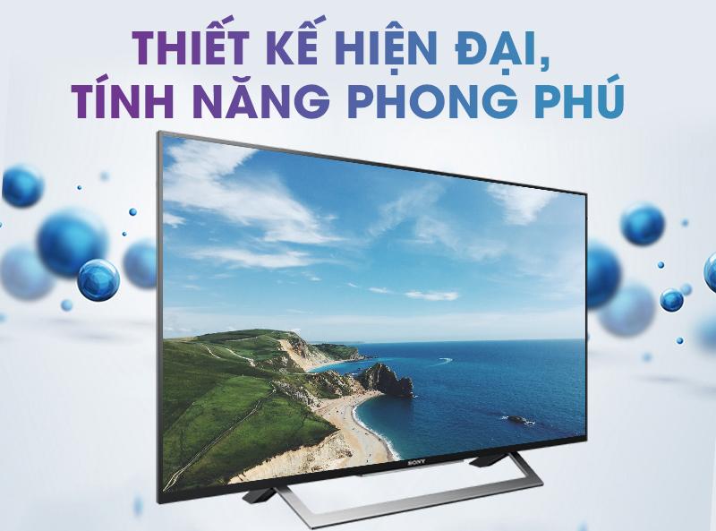 Internet Tivi Sony 43 inch KDL-43W750D
