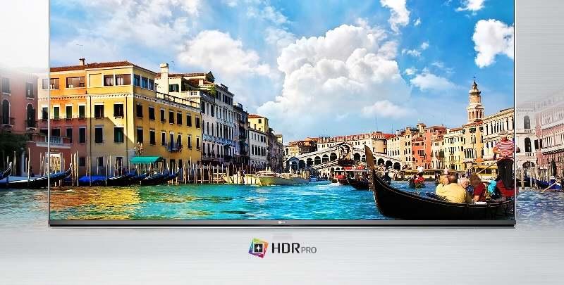 Smart Tivi LG 49 inch 49UH600T - Hình ảnh 4K chân thực hơn với công nghệ HDR Pro