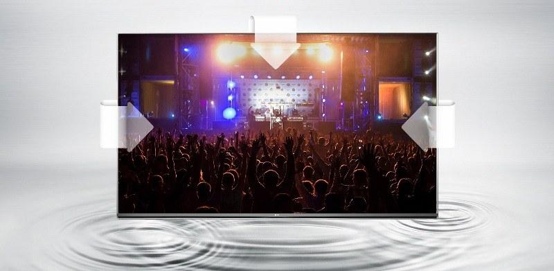 Smart Tivi LG 49 inch 49UH600T - Âm thanh vòm lan tỏa khắp không gian
