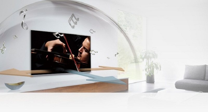Smart Tivi LG 65 inch 65UH600T - Âm thanh trung thực