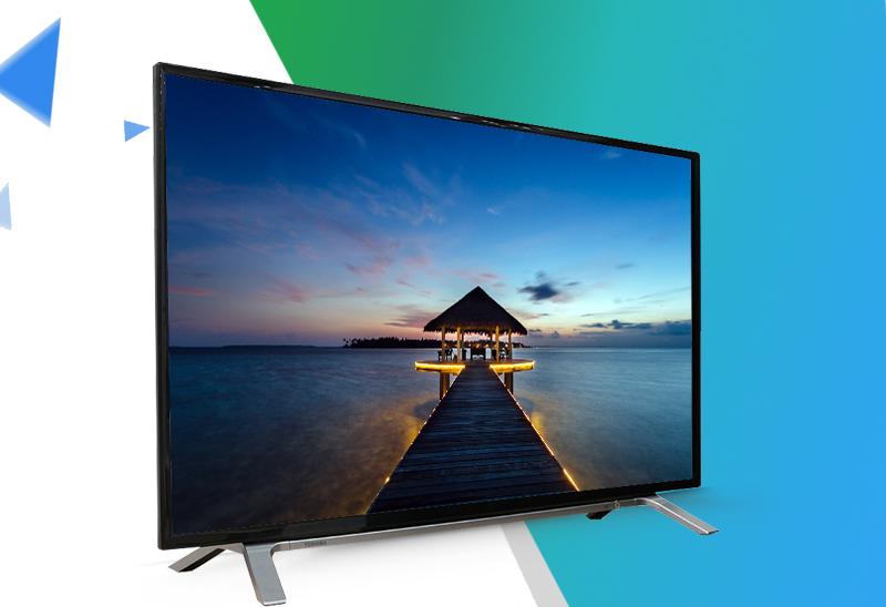 Tivi Toshiba 32 inch 32L3650 - Thiết kế hiện đại