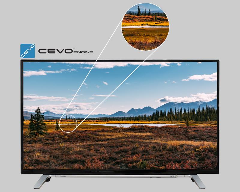 Tivi Toshiba 32 inch 32L3650 - Hình ảnh sống động