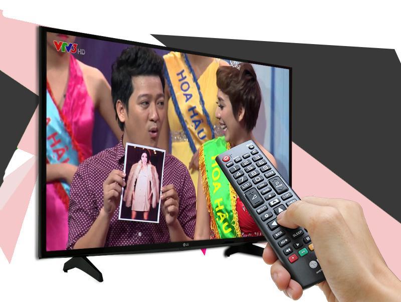 Smart Tivi LG 49 inch 49LH590T-DVB-T2