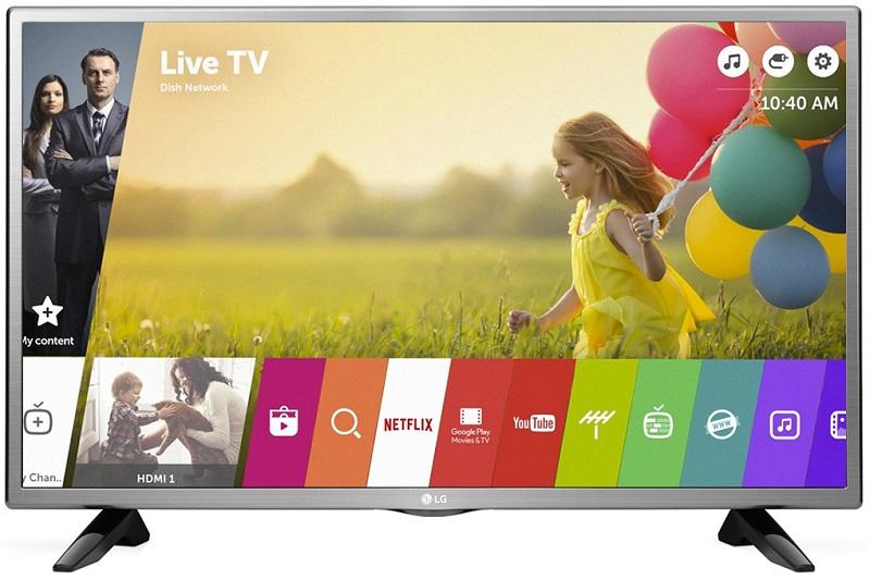 Smart Tivi LG 32 inch 32LH591D - Kho ứng dụng phong phú