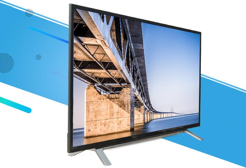 Tivi Toshiba 49 inch 49L3650 - Thiết kế ấn tượng