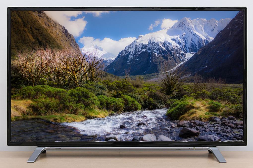 Tivi Toshiba 49 inch 49L3650 hình 1