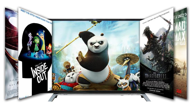 Tivi Toshiba 43 inch 43L3650 - Đa dạng các tính năng giải trí