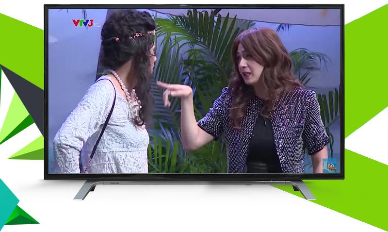 Tivi Toshiba 43 inch 43L3650 - Truyền hình kỹ thuật số miễn phí