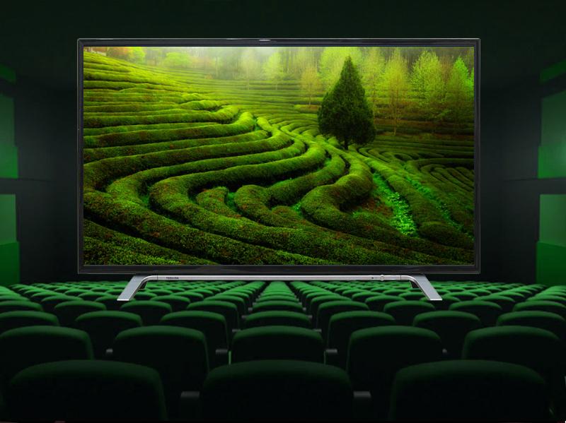Tivi Toshiba 43 inch 43L3650 - Âm thanh như xem rạp
