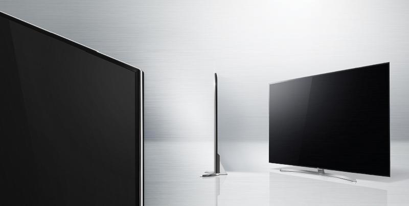 Smart Tivi 86 inch LG 86UH955T- Thiết kế đẳng cấp