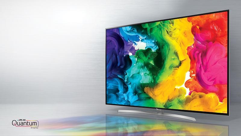 Smart Tivi 86 inch LG 86UH955T- Công nghệ Quantum Display IPS 4K