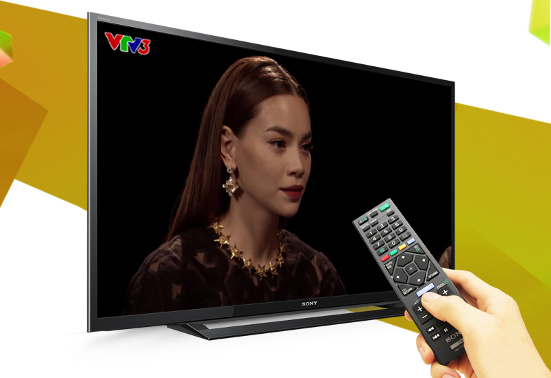 Tivi Sony 40 inch KDL-40R350D - Tivi tích hợp DVB-T2