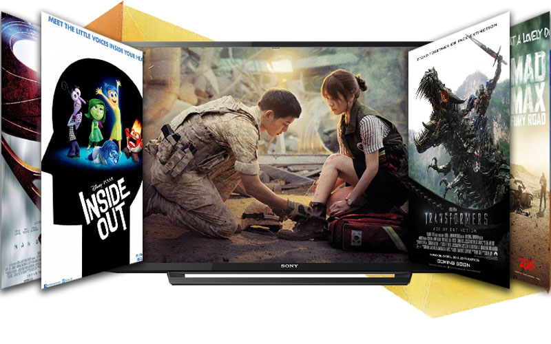 Tivi Sony 40 inch KDL-40R350D - Đa dạng thế giới giải trí