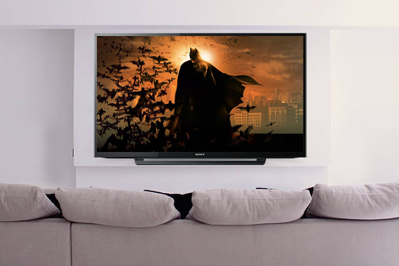 Tivi Sony 40 inch KDL-40R350D - Tivi bền đẹp