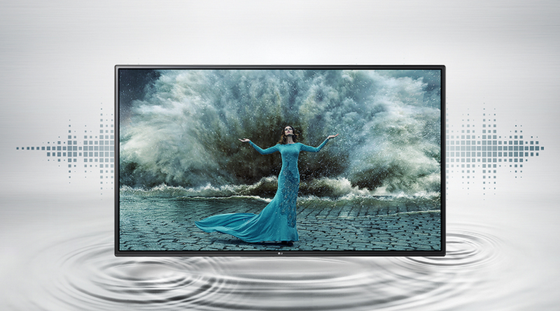 Smart Tivi LG 43 inch 43LH605T - Âm thanh sống động