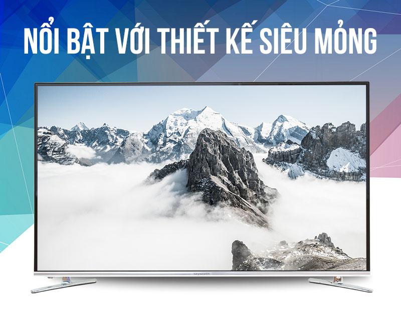 Smart Tivi Skyworth GLED 55 inch 55K920S
