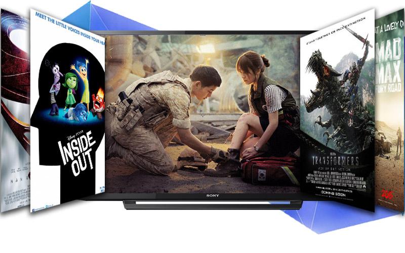 Tivi Sony 32 inch KDL-32R300D - Truyền hình kỹ thuật số miễn phí