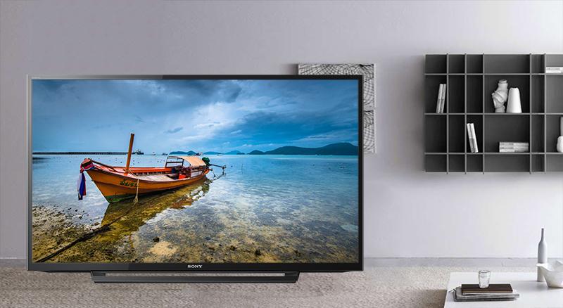 Tivi Sony 32 inch KDL-32R300D - Tivi bền đẹp với thời gian