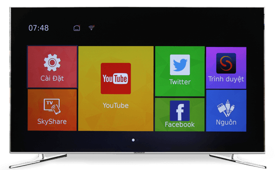 Smart TV SKYWORTH 43""
