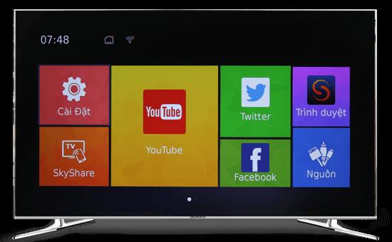 """Smart TV 4K SKYWORTH 43"""""""