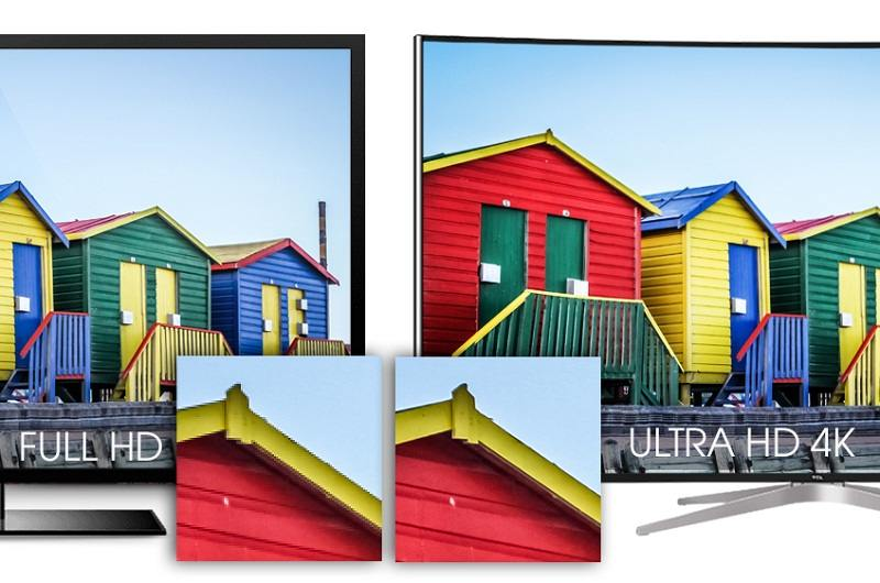Smart Tivi Cong TCL 55 inch L55C1-UC-UItra HD 4K