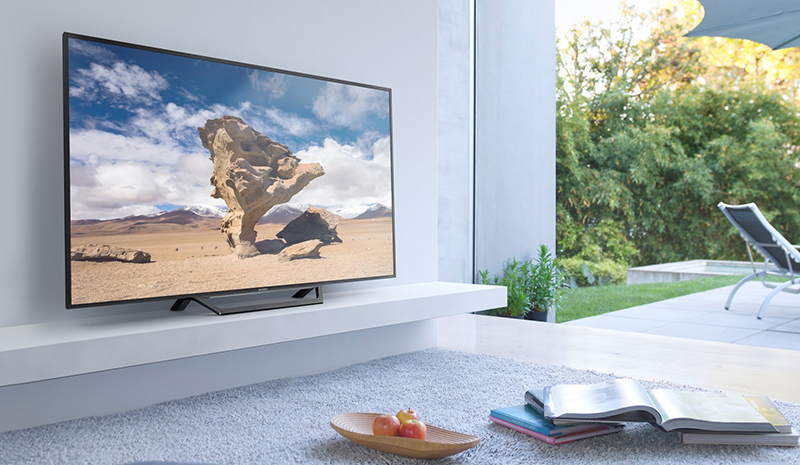 Internet Tivi Sony 55 inch KDL-55W650D - Bộ tứ bảo vệ